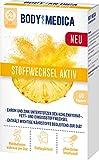 BodyMedica Stoffwechsel Aktiv, Nahrungsergänzungsmittel zur Diätbegleitung, mit wichtigen Vitaminen und Mineralstoffen zur Unterstützung des Stoffwechsels, mit Ananas-Enzym Bromelain, 1 x 60 Kapseln