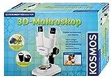 Kosmos 3D-Makroskop – Objekte heranzoomen und staunen, Experimentierkasten