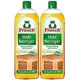 2x Frosch Holz Reiniger 750 ml - mit natürlichen Pflegewirkstoffen der Kiefer
