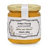 vitameister Akazienhonig aus der Schorfheide (Deutschland), 500g, unbehandelt, aus eigener Imkerei