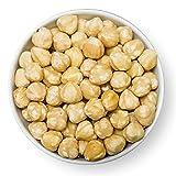 1001 Frucht Haselnusskerne blanchiert 250 g naturbelassen I Unbehandelte gesunde Nüsse aus Italien - ganze Haselnüsse ohne Schale gentechnikfrei I Aromatische blanchierte Haselnuss ohne Zusätze