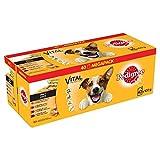 Pedigree Vital Protection Hundenassfutter, im Beutel, Hundefutter in Sauce in verschiedenen Sorten, Im Multipack