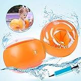 Sunshine smile Schwimmflügel für Kinder,Swimsafe Schwimmflügel,Schwimmhilfe für Kinder,Schwimmring für Baby,Schwimmreifen für Arm,Schwimmring für Anfänger