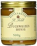 Buchweizen Honig, dunkel, sehr kräftig, karamellig, 500g