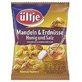 ültje Mandeln & Erdnüsse, Honig & Salz 6x 200g