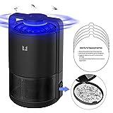 DOUHE Insektenvernichter Elektrisch Moskito Killer Mückenfalle mückenschutz fliegenfalle mückenlampe mit UV-Licht, gegen mücken, moskito, Ideal für Camping, Schlafzimmer, Drinnen und Draußen