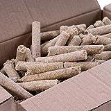 Panorama24 5 kg Anzünder Anzündsticks Feuersticks Ideal für für Grill/Kamin/Ofen - Anzündbrikettsticks Kaminanzünder aus Öko Holz-Wolle und Wachs - schnell und umweltfreundlich