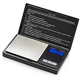 Smart Weigh SWS100 Digitale Taschenwaage Feinwaage Digitalwaage Goldwaage Münzwaage 100 x 0.01g