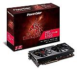 PowerColor AMD Radeon RX 5700 Red Dragon 8GB GDDR6 HDMI/3xDP Grafikkarte