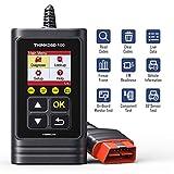 thinkcar TK100 OBD2-Diagnosegerät für alle Fahrzeuge, Universal Deutsch-Fehlercode-Auslesegerät mit ALLE 10 OBDII Diagnose Modus, Diesel & Benzin Motor geeignet
