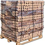 1040kg Palette Holzbriketts Nestro inklusive Lieferung Hartholz Briketts Kamin Ofen Brikett Brennholz Heizbrikett Buche & Eiche 104x10kg Bags Rund (ENERGIE KIENBACHER BRENNHOLZ, BRIKETTS & CO.)
