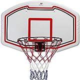 Pro Touch Basketball-Board Set-71685100001 Badminton, Weiß/Schw/Rot, 1