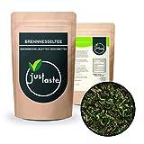 2 x 1 kg Brennnesselblätter geschnitten / Brennesseltee | Brennessel | schonend getrocknet | justaste | Kräutertee Tee | 2 kg