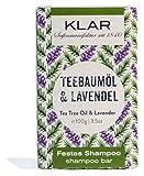 Klar's festes Shampoo Teebaum&Lavendel 100g