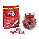 Durex Komfort Kontakt, dünne Kondome mit hoher Empfindlichkeit. 100 Unità (Confezione da 1)
