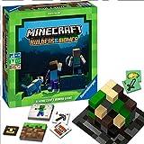 Ravensburger Gesellschaftsspiel 26132 - Minecraft Builders & Biomes - Spannendes Brettspiel ab 10 Jahren
