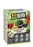 Compo Bio Insekten-frei Neem, Bekämpfung von Schädlingen (u.a. Buchsbaumzünsler) an Zierpflanzen, Kartoffeln, Gemüse und Kräutern, 75 ml, 300 m²