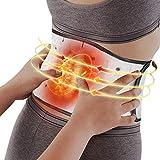 Rückenstütze, Heizungs Rückengurt für den Lendenbereich, Rückenbandage Rücken Gurt für entlastet die Rückenmuskulatur Lindert Schmerzen Beugt Verletzungen Haltungskorrektur