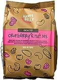 Amazon Marke - Happy Belly Studentenfutter mit Cranberries, 7x200 g