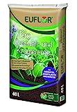 Euflor 40 L Bio Aussaat- und Kräutererde, feine Spezialerde für Aussaaten, Kräuter, Jungpflanzen und zur Stecklingsvermehrung