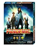 ZMan 691100 Pandemie Kooperatives Brettspiel, Single