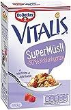 Dr. Oetker Vitalis SuperMüsli 30% weniger Kohlenhydrate, 7er Packung (7 x 380g)