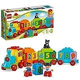 LEGO 10847 DUPLO Zahlenzug, Vorschulspielzeug, Lernspielzeug