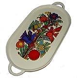 Villeroy & Boch Acapulco Vorspeisenplatte Tablett mit Griffen ca 41 x 19,5 cm