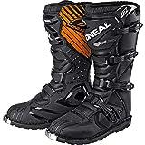 O'NEAL Rider MX Motocross Supermoto Motorrad Stiefel schwarz 2020: Größe: 11/45