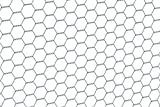 GAH-Alberts 614102 Sechseckgeflecht | verschiedene Längen und Höhen - wahlweise in verschiedenen Farben | verzinkt | Maschen 13 x 13 mm | Höhe 50 cm | Länge 10 m