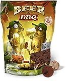 Radical Beer & BBQ Boilie Ø20mm 1kg