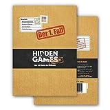 Hidden Games Tatort Krimispiel Fall 1 - Der Fall Klein-Borstelheim - Escape Room Spiel