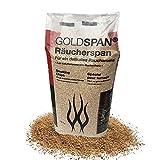 GoldspanRäuchermehl B 5/10 extra fein 15kg Körnung 0,2-1,25mm