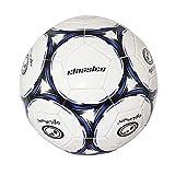 OPTIMUM Football Classico Herren-Fußball, Schwarz Blau, 4