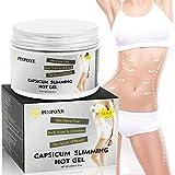 Cellulite Creme, Anti Cellulite, Cellulite massage Creme, straffende Crème aktiviert die Haut zur Verbesserung der Hautkontur,zur optimalen Aufnahme der Wirkstoffe,Hilfe Bei Orangenhaut und Cellulite