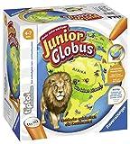 Ravensburger tiptoi 00785 - 'Mein interaktiver Junior Globus' / Spiel von Ravensburger ab 4 Jahren / Entdecke spielerisch die Kontinente!