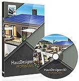 HausDesigner3D Professional - Hausplaner & Architektur Software / Programm zum Erstellen von Grundrissen, für die Raumplanung, 3D Visualisierung