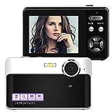 LongOu Digitalkamera FHD 1080P Fotokamera 24M Digitale Videokamera mit 2,4-Zoll-LCD Kompaktkamera, Kinder