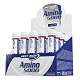 Best Body Nutrition Amino Liquid 5000 Ampulle, Cranberry, 500 ml (20 X 25ml )