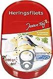 Jeden Tag MSC Heringsfilets in Senfcreme, 200 g