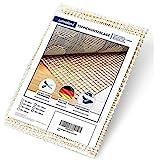 Lumaland Teppichunterlage Antirutschmatte rutschfeste Unterlage Teppich Stopper Antirutschpad 160 x 225 cm