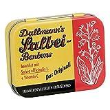 DALLMANN`S Salbei-Bonbons Dose 46 g
