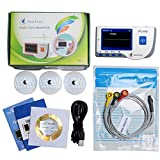 Healforce PC-80B Herz EKG-Monitor Datenrekorder mit Software