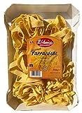 D'Amico Spezialitäten - Gourmet Pappardelle mit Ei - mit bronzener Matrize hergestellt - 5 Packungen