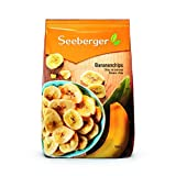 Seeberger Bananenchips, 5er Pack (5 x 500 g Packung)