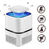 Moskito Lampe, Insektenvernichter, Moskito Killer Licht Bug Zapper UV Insektenfalle, USB Elektrisch Mückenfalle, Mückenschutz In- und Outdoor geeignet, für Kinderzimmer Schlafzimmer Wohnzimmer