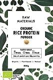 MINDFUEL Bio Reisprotein Pulver   Rice Protein   500g   24g Proteingehalt pro Portion   Veganes Eiweißpulver   Ohne Gluten, Soja und Laktose