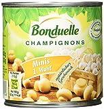 Bonduelle Champig. Minis Feinst.Auslese , 6er Pack (6 x 425 ml Dose)