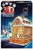 Ravensburger 3D Puzzle 11237 - Lebkuchenhaus bei Nacht - 257 Teile