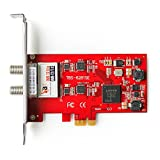 TBS 6281 SE DVB-T2/C Doppel-Tuner, PCIe Terrestrische oder Kabel-TV-Karte